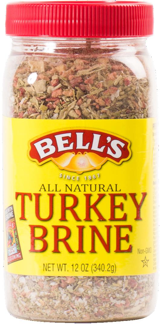 Turkey Brine Bell S Seasoning Amp Foods
